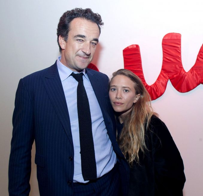 Mary-Kate Olsen ir Olivieris Sarkozy