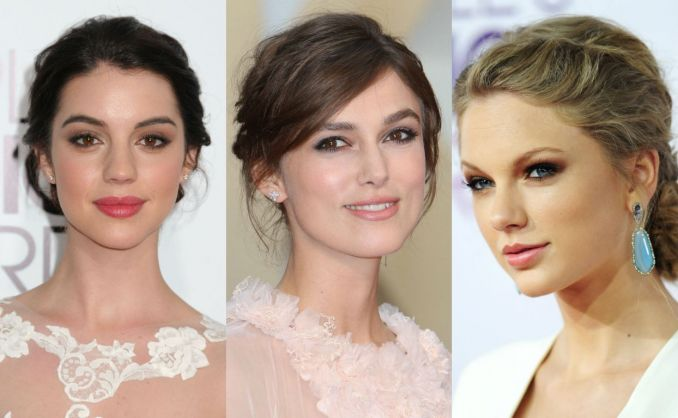 Adelaide Kane, Keira Knightley, Taylor Swift